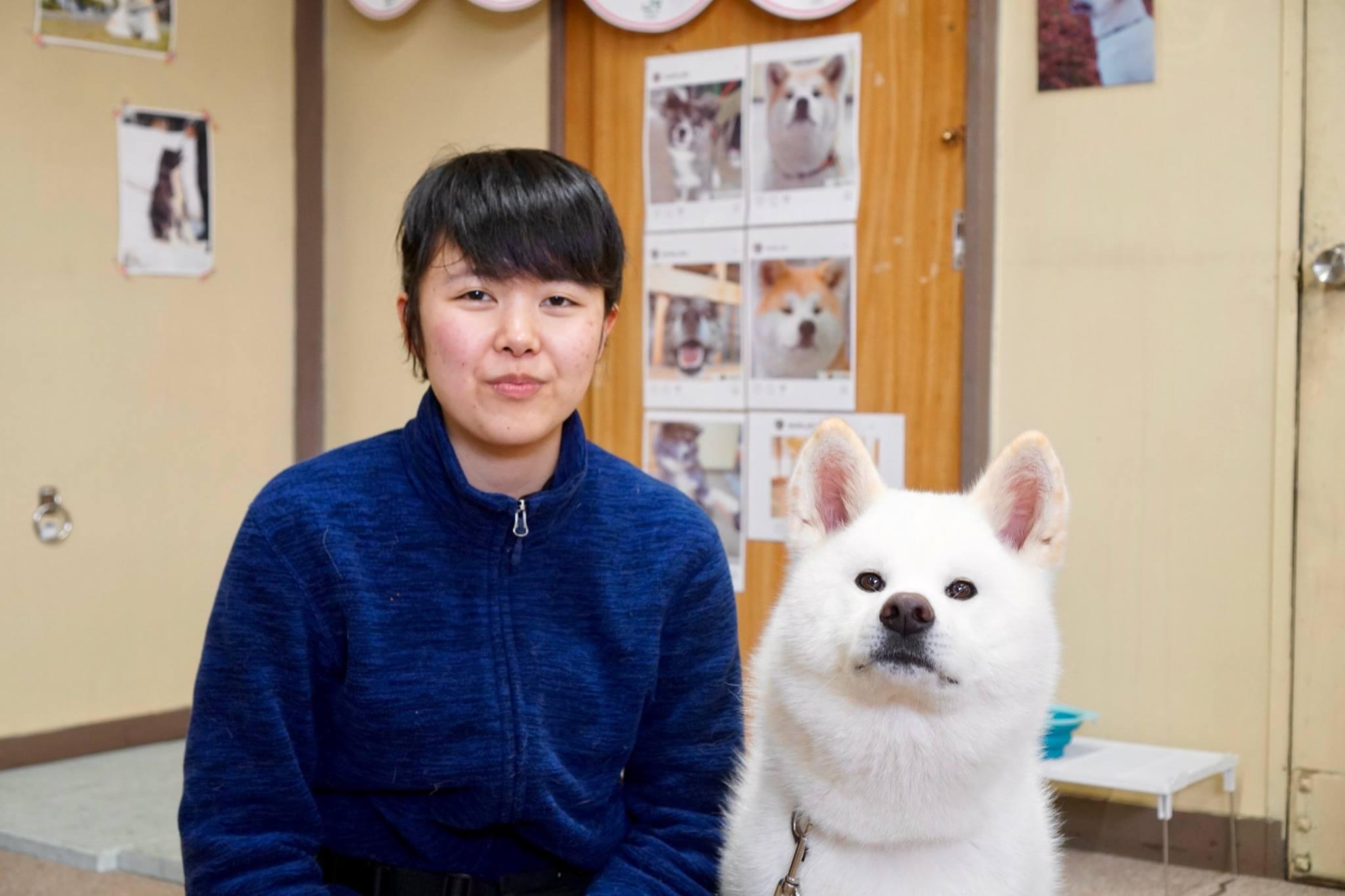 秋田犬に会いに行く◆秋田犬ふれあい処 Part3