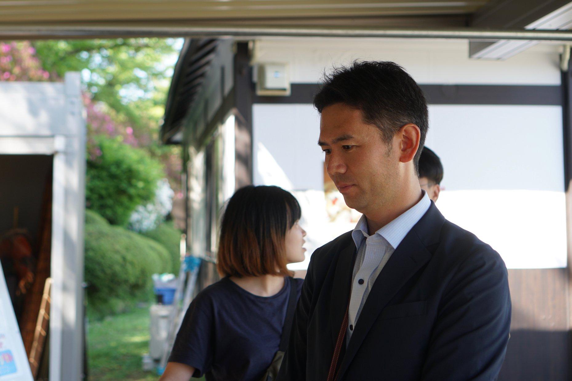 秋田観光コンベンション協会 工藤貴志さん